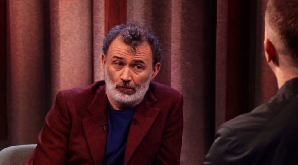 Tommy Tiernan RTE Kaper Video